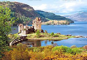 Пазл на 2000 деталей «Замок Eilean Donan, Шотландия», C-200016