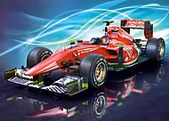 Пазл на 260 деталей «Болид Формула1», B-27255, отзывы