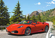 Пазл на 260 деталей «Ferrari 348», B-26821, фото