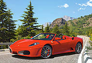Пазл на 260 деталей «Ferrari F430», B-26791, купить