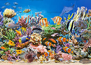 Пазл на 260 деталей «Подводный мир», B-27279, купить