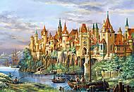 Пазл на 3000 деталей «Город Ротенбург», C-300174, купить