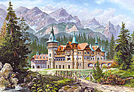 Пазл на 3000 деталей «Картина - Замок в горах», C-300099, купить