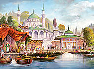 Пазл на 3000 деталей «Стамбул», C-300297, отзывы