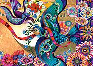 Пазл на 3000 деталей «Весна», C-300334