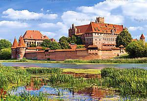Пазл на 3000 деталей «Замок Мальборг, Польша», C-300211