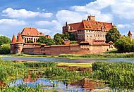 Пазл на 3000 деталей «Замок Мальборг, Польша», C-300211, купить