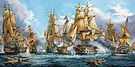 Пазл на 4000 деталей «Морской бой», C-400102, іграшки