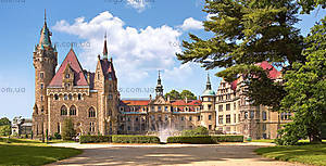 Пазл на 4000 деталей «Замок Мошна, Польша», C-400027