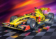 Пазл на 500 деталей «Болид Формула-1», В-51830, фото
