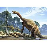 Пазл на 500 деталей «Динозавр», В-51939, фото