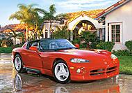 Пазл на 500 деталей «Dodge Viper RT/10», В-51564, купить