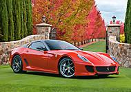 Пазл на 500 деталей «Ferrari 599 GTO», В-51557, фото