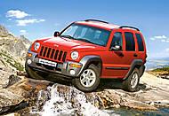 Пазл на 500 деталей «Jeep Cherokee», В-51090