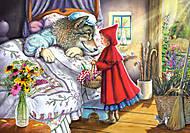 Пазл на 500 деталей «Красная Шапочка», В-51854