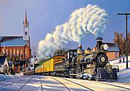 Пазл на 500 деталей «Поезд отправляется», В-51885, фото