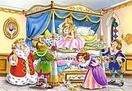 Пазл на 500 деталей «Принцесса на горошине», В-51403, купить
