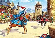 Пазл на 500 деталей «Рыцарский бой», В-51427, фото