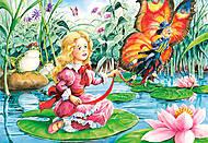 Пазл на 60 деталей «Дюймовочка», B-06311, отзывы