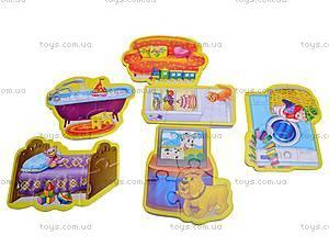 Пазл «Наш дом», ИЛ-303, детские игрушки