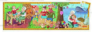 Пазл «Пиноккио», 54 детали, DJ07251, купить