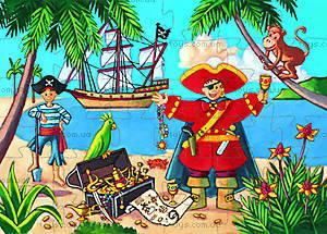 Пазл «Пират Гарри», 36 деталей, DJ07220, купить