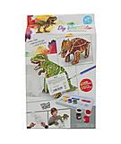Пазл-раскраска 3д «Тиранозавр», R137, купить