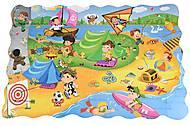 Пазл-раскраска Same Toy «Солнечный пляж», 2031Ut