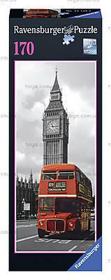 Пазл Ravensburger «Лондонский автобус», 170 элементов, 15128