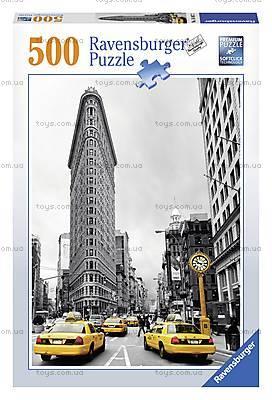 Пазл Ravensburger «Нью-Йорк», 500 элементов, 14487