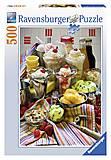 Пазл Ravensburger «Просто десерты», 500 элементов, 14114, купить