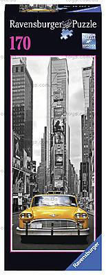 Пазл Ravensburger «Такси Нью-Йорка», 170 элементов, 15127