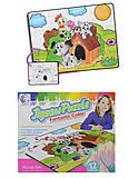 Детский пазл - раскраска «Собачки», 132085-JP, купить