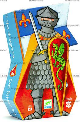 Пазл «Рыцарь и дракон», DJ07223