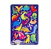 Пазл с рамкой «Динозавры» 53 элемента, R300181