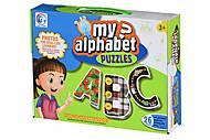 Пазл Same Toy Mad Xiang «Мой алфавит», 2080AUt, купить