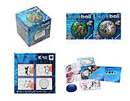 Детская игрушка-пазл «Бакуган», 09722-Rb, купить