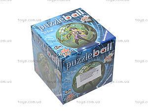 Детская игрушка-пазл «Бакуган», 09722-Rb, цена