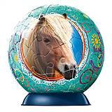 Пазл-шар Horses, 09729-Rb, отзывы