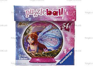Детский 3D-пазл «Принцессы Winx», 11861-Rb, отзывы