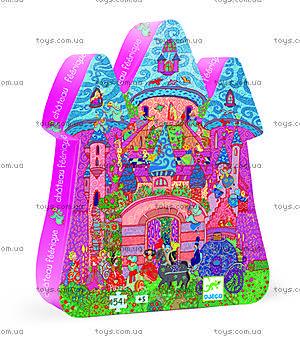 Пазл «Сказочный замок», 54 детали, DJ07246