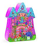 Пазл «Сказочный замок», 54 детали, DJ07246, фото