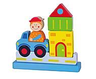 Пазл Viga Toys «Город», 59703, фото