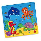 Пазл Viga Toys «Море», 59564, отзывы