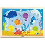 Пазл Viga Toys «Океан», 50200, отзывы