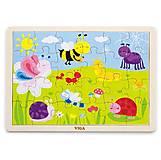 Пазл Viga Toys «Парк», 50199, отзывы