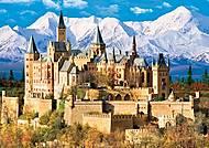 Пазлы 1000 «Замок в горах», C1000-08-01, купить