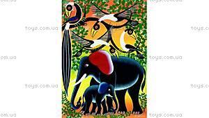 Пазл «Слоны», 1000 деталей, 29458