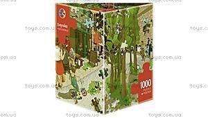Детский пазл «Всюду пазлы, Козиндан», 1000 деталей, 29412, купить