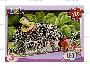 Пазл Лео Люкс «Любимые животные», 120 деталей, 351, фото